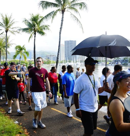 2015 Out of the Darkness Walk